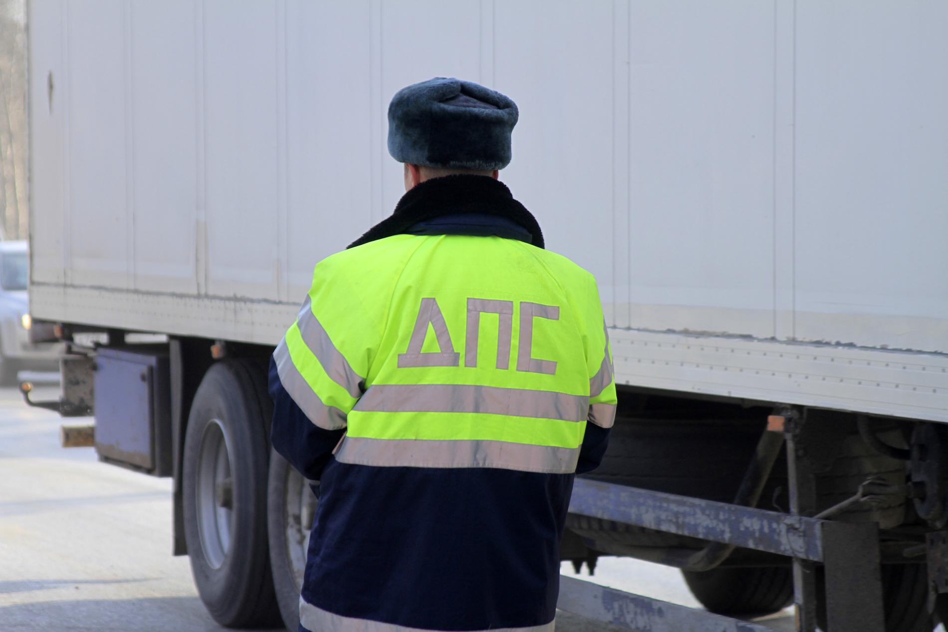 Под Талицей KIA врезалась в грузовик, погибли отец с сыном