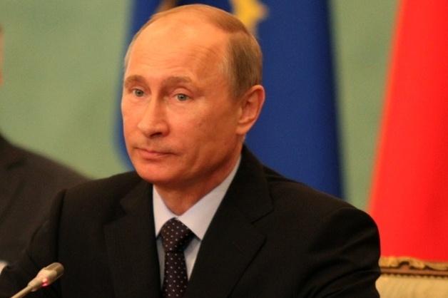 Путина выдвинули на Нобелевскую премию за попытку перемирия в Сирии