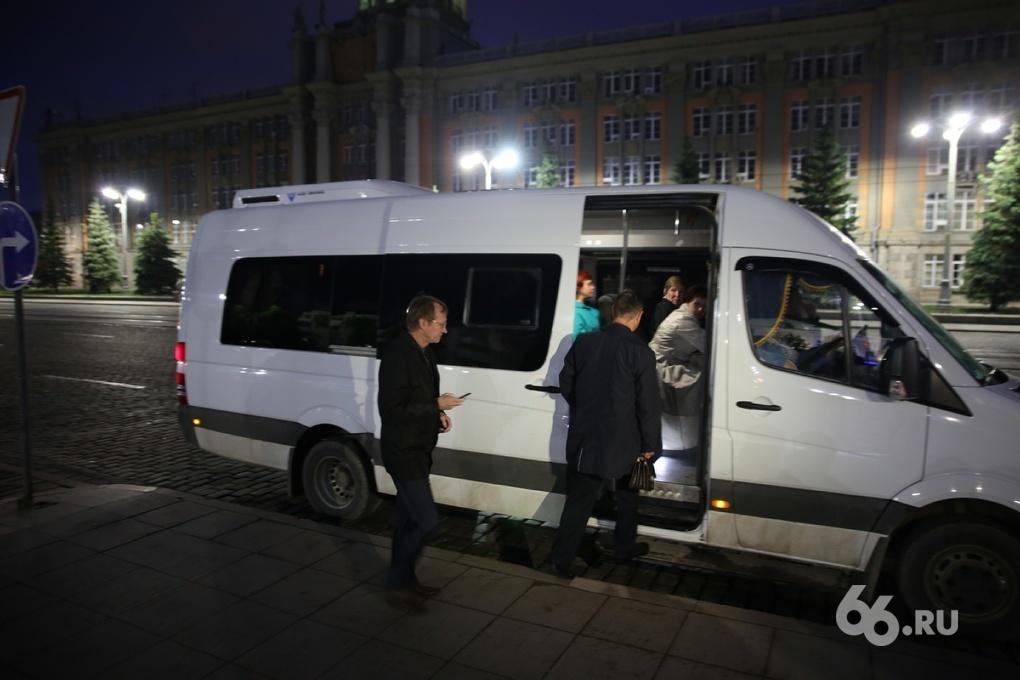 Глубокой ночью сторонники Виктора Контеева покинули Екатеринбург