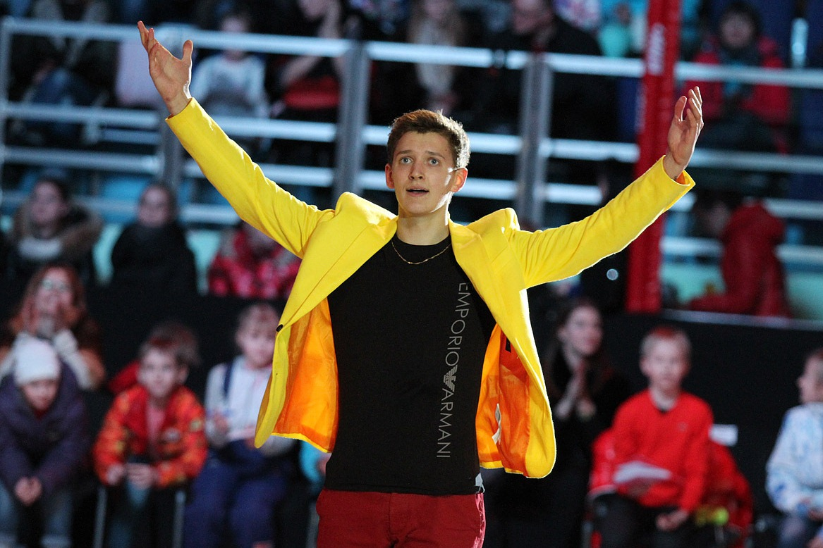 Фигурист Максим Ковтун завоевал золото на Гран-при Китая