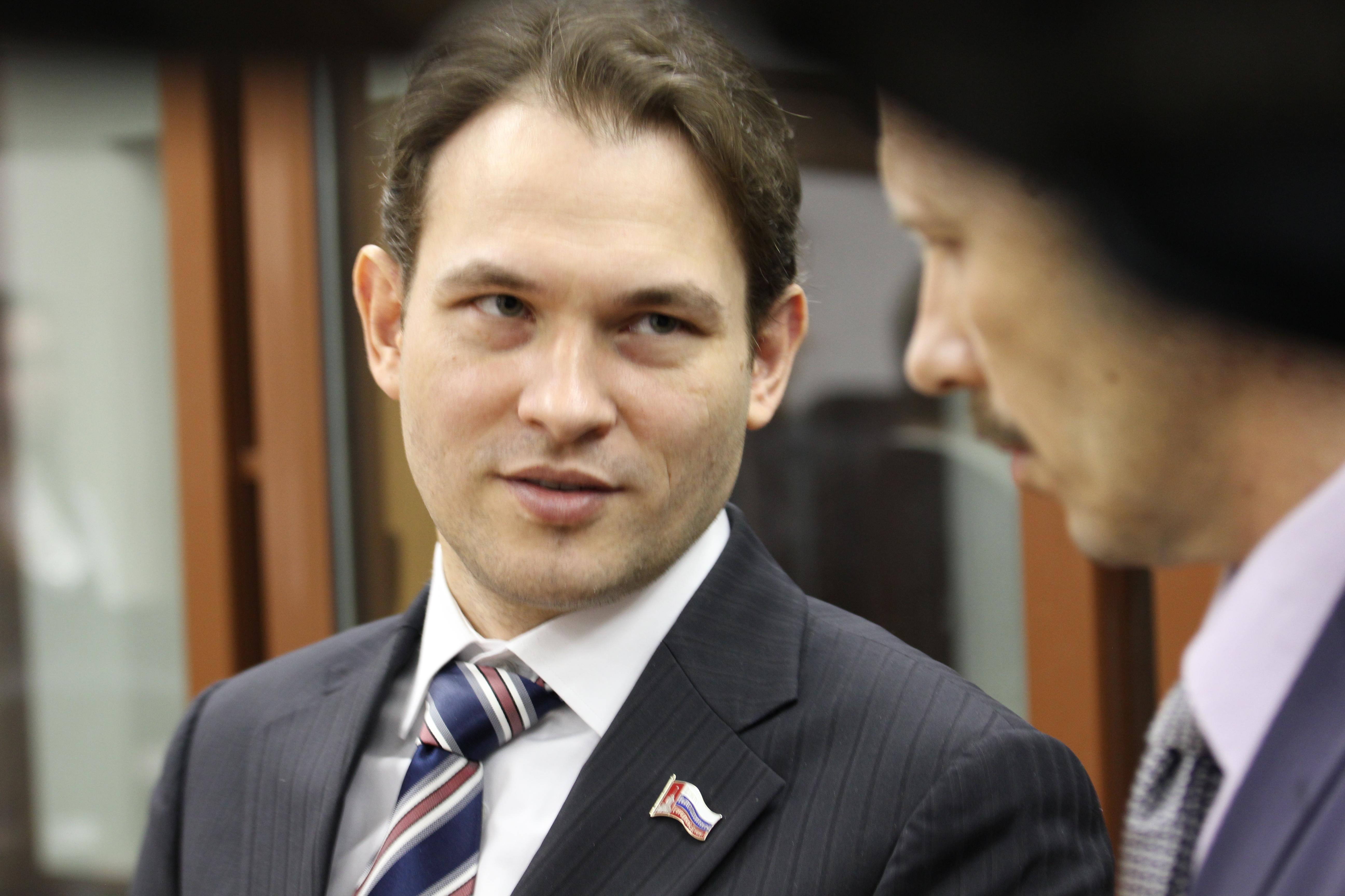 Московские коллеги записали Максима Петлина в политзаключенные