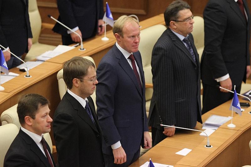 По поручению Путина: депутаты отправили свердловских бизнесменов на налоговые каникулы
