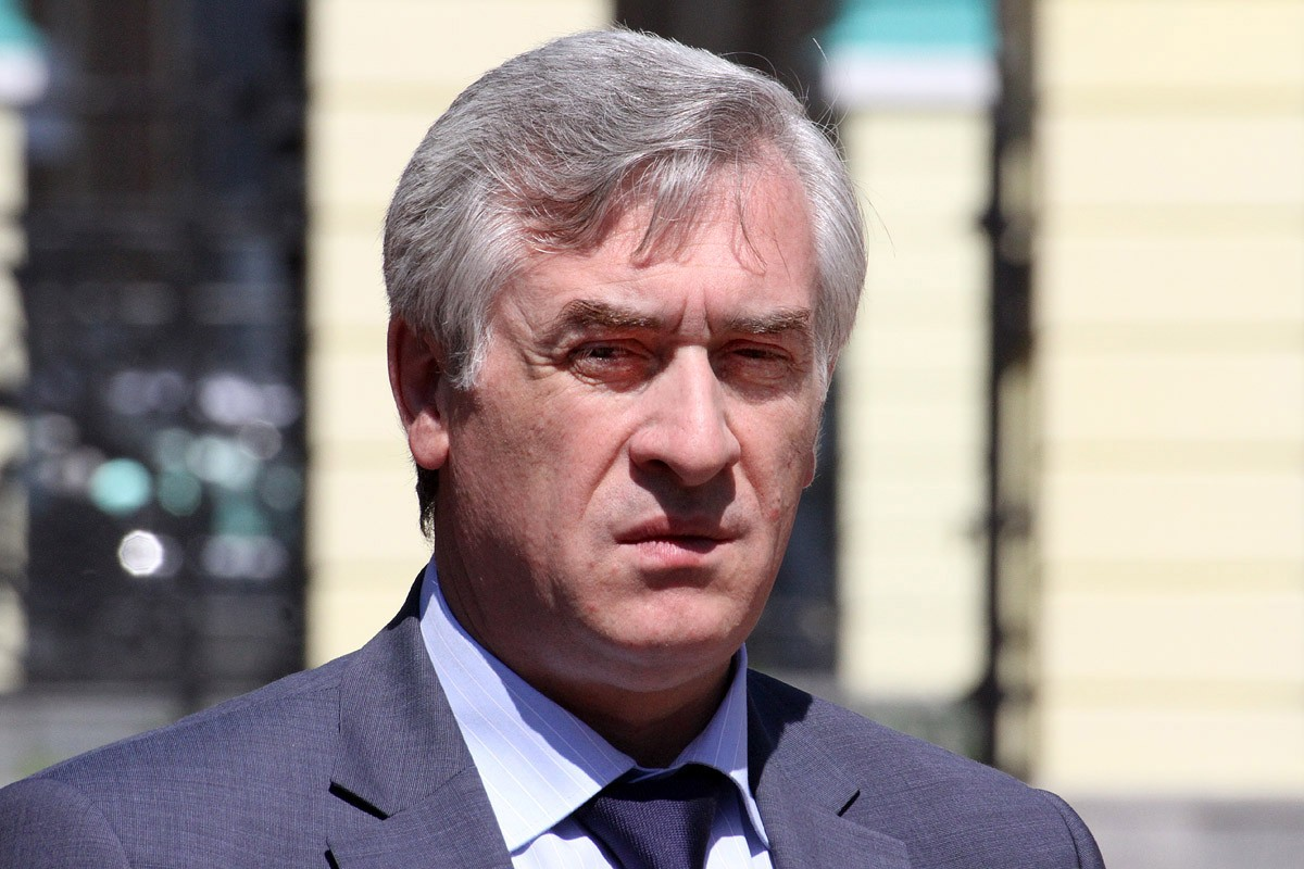 Силин заявился на праймериз «Единой России»