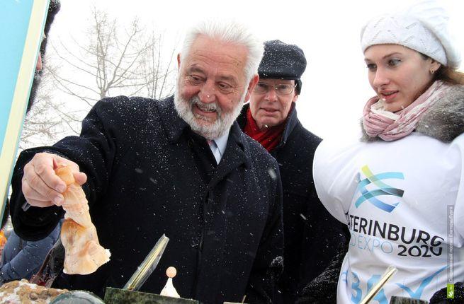 Лоссерталес: дороги в Екатеринбурге уже сейчас на ходу