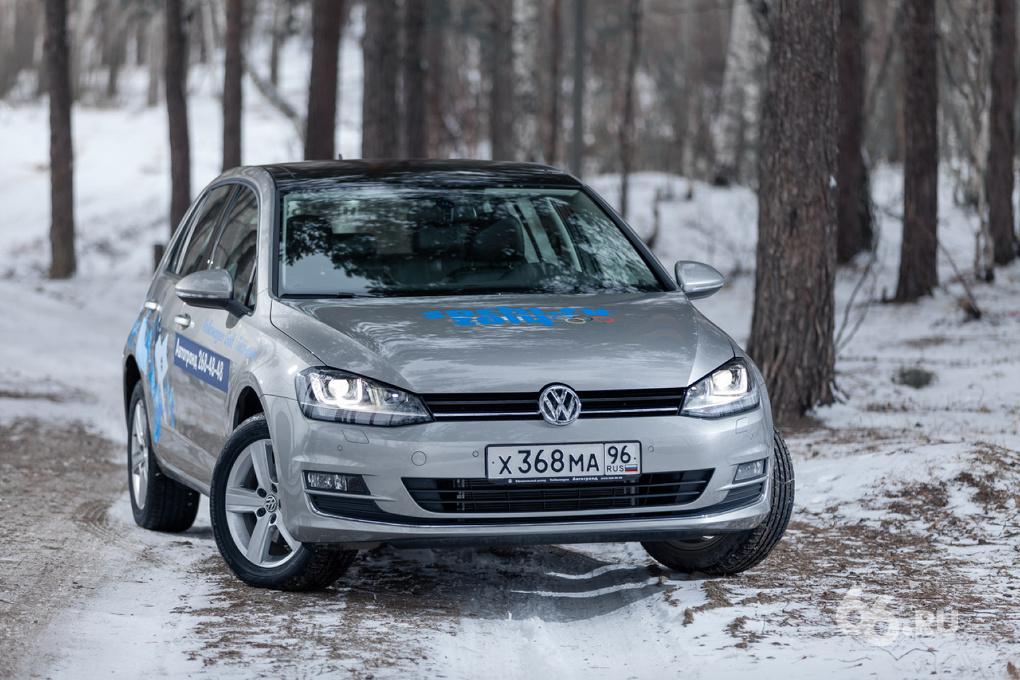 Тест-драйв Volkswagen Golf VII: его сиятельство Седьмой