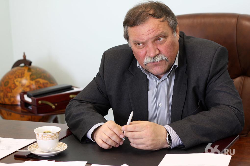 Дело бывшего директора АМУРа Чернавина передали в суд