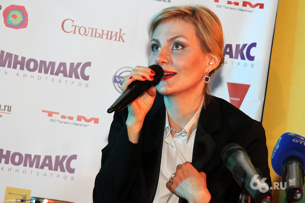 Рената Литвинова: «Я желаю, чтобы души чиновников мучались»