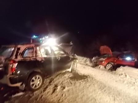 В ДТП на трассе под Заречным погибла пассажирка Getz