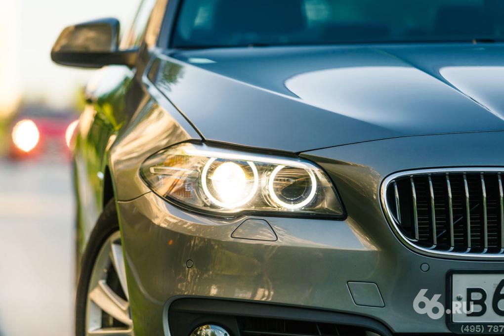 Программное обеспечение: тестируем подраздутый BMW 520i