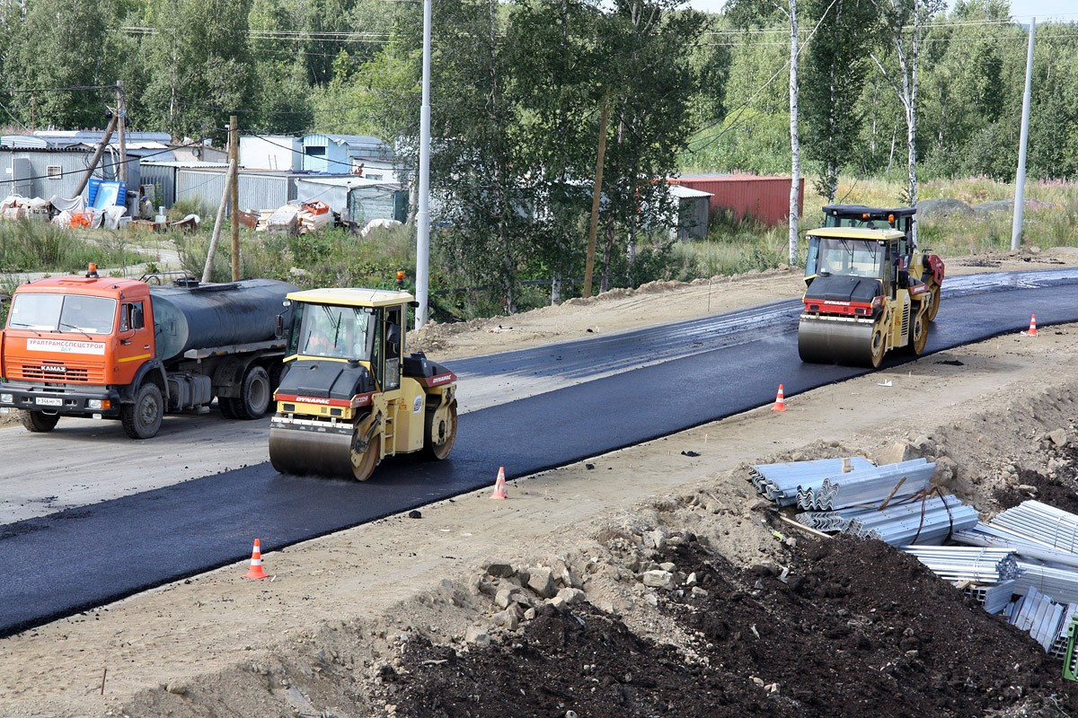 На ремонт 22 улиц Екатеринбурга мэрия потратит 600 миллионов