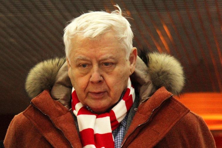 Олег Табаков приедет на гастроли в Екатеринбург весной