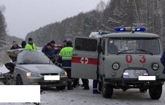 На Полевском тракте водитель Hyundai угробил трех пассажиров