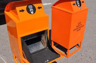В Екатеринбурге установят 600 контейнеров для ртутьсодержащих отходов