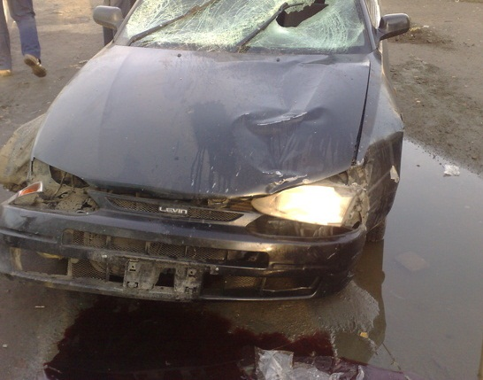 Страшную аварию на Бардина спровоцировал таинственный Ford
