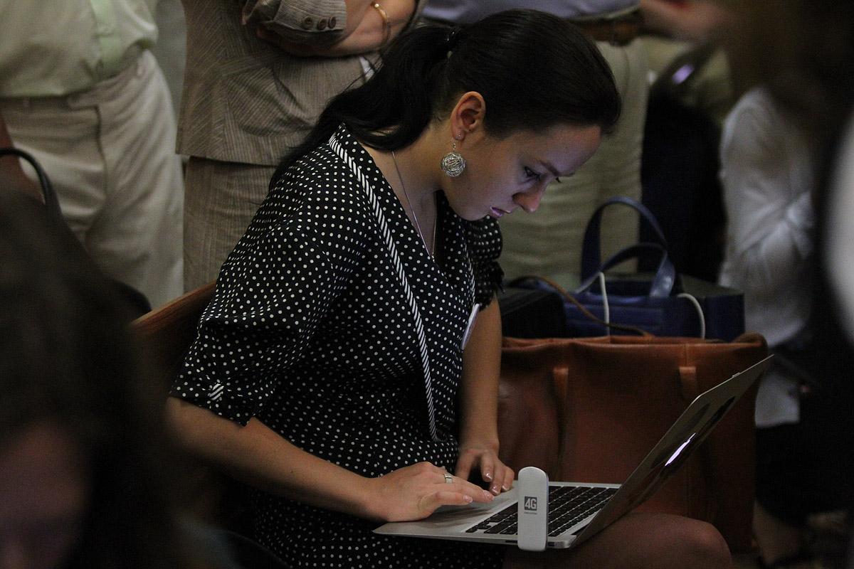 За неделю в Роскомнадзор поступило 486 заявок от блогеров на регистрацию