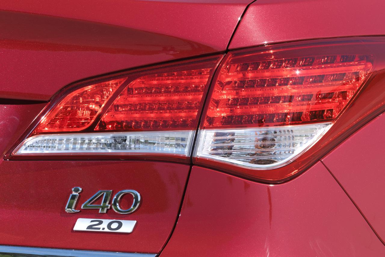 Hyundai i40: вот зачем?