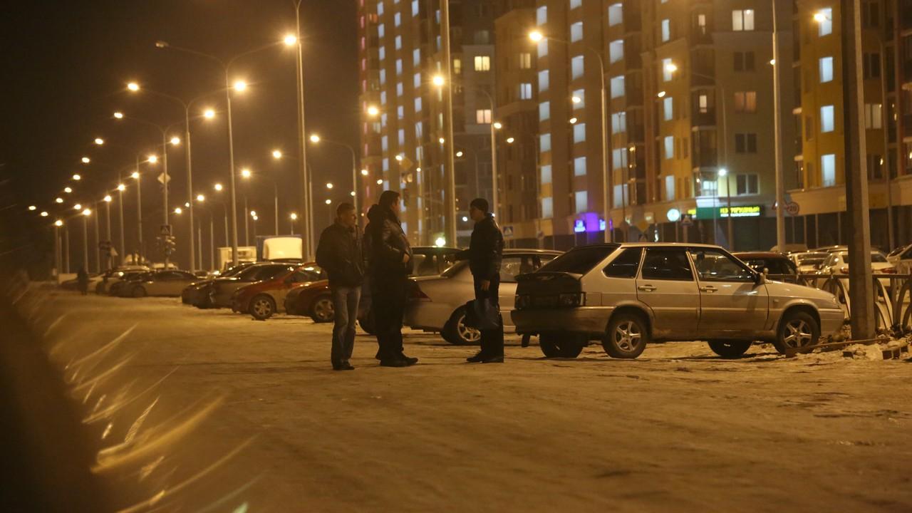 Эксперимент 66.ru: водители из Академического оставили гоп-парковщиков без зарплаты