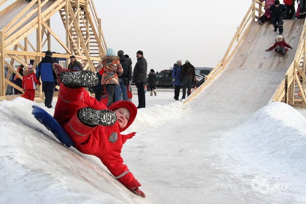 В выходные в Екатеринбурге немножко потеплеет