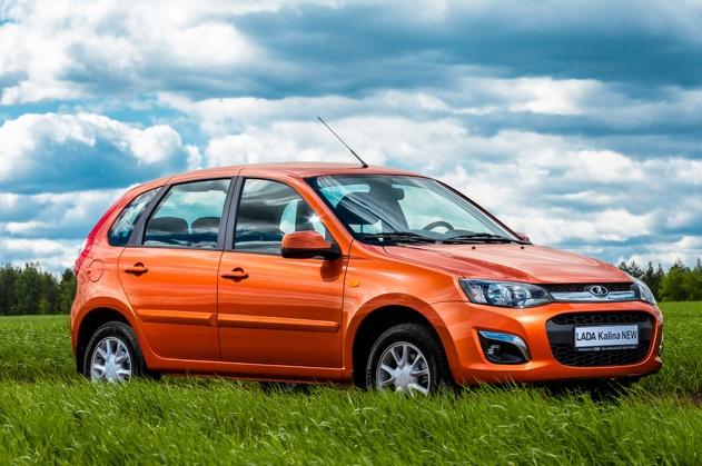 У дилеров АвтоВАЗа появилась Lada Kalina с климат-контролем
