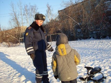 Екатеринбургские гаишники уничтожили пять опасных горок