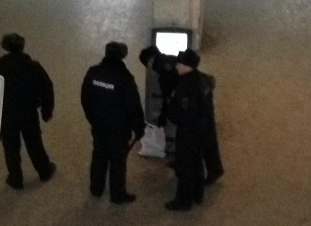 Эксперимент 66.ru. Полиция защитила вокзал от взрыва