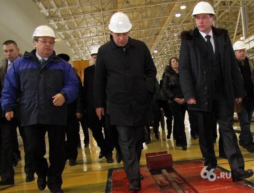 Бег на месте: как губернатор и полпред убивали время в Каменске-Уральском
