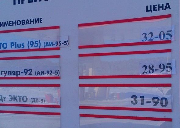 Мониторинг 66.ru: бензин опять начал резко дорожать