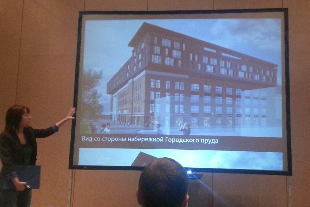 На месте завода в центре Екатеринбурга предложили построить апартаменты
