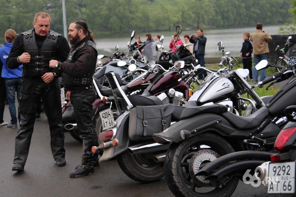 Врррум-врррум: путешествуем с байкерами по Самоцветному кольцу Урала