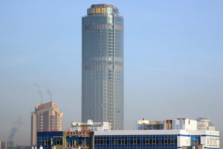 Строители небоскребов обменяются опытом в Екатеринбурге