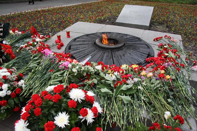 Депутаты объявили 3 декабря Днем неизвестного солдата