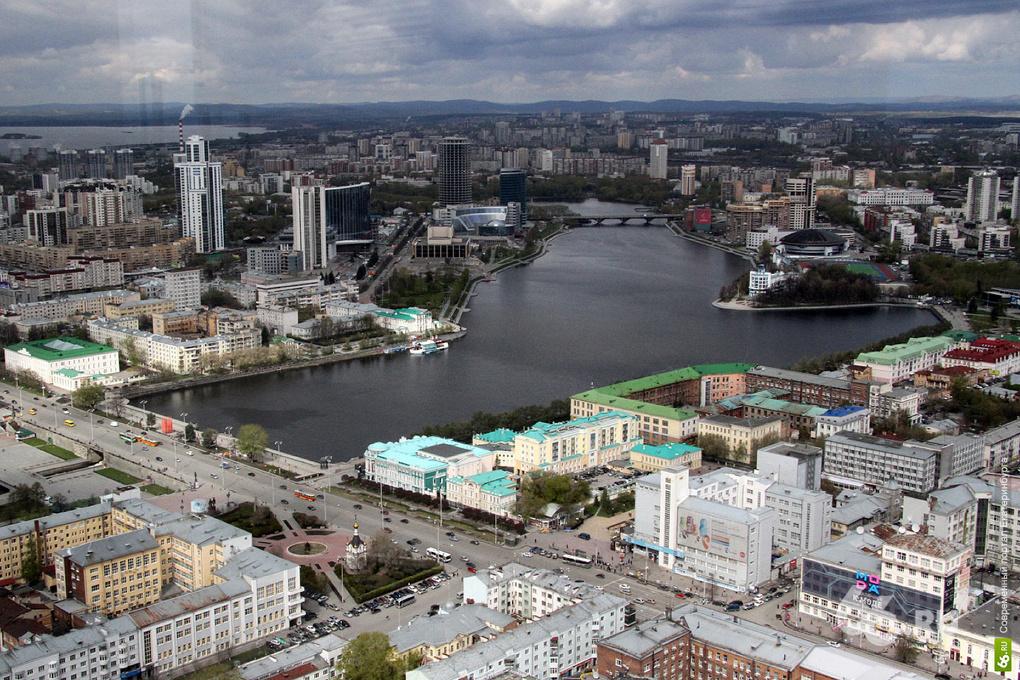 Екатеринбург выбрали новой столицей России