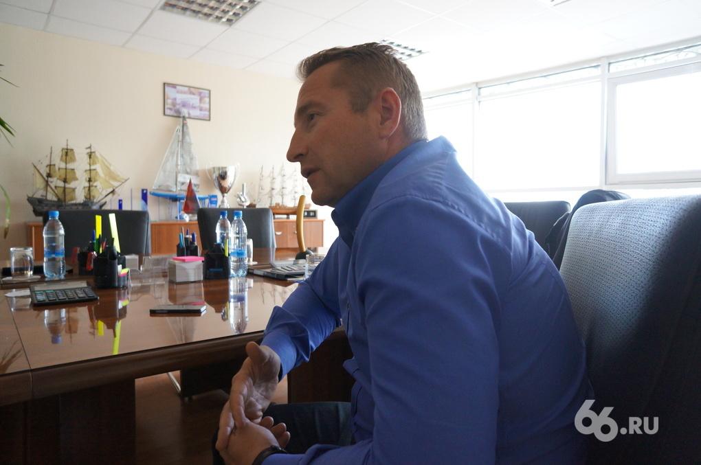 Бывший мэр Березовского построил завод в Новосибирске