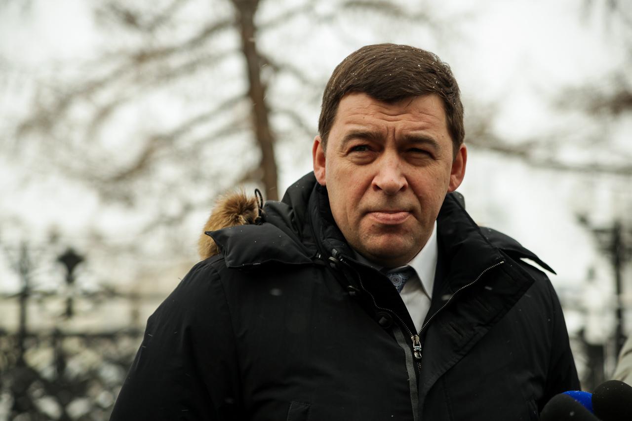 Евгений Куйвашев оказался троечником по эффективности