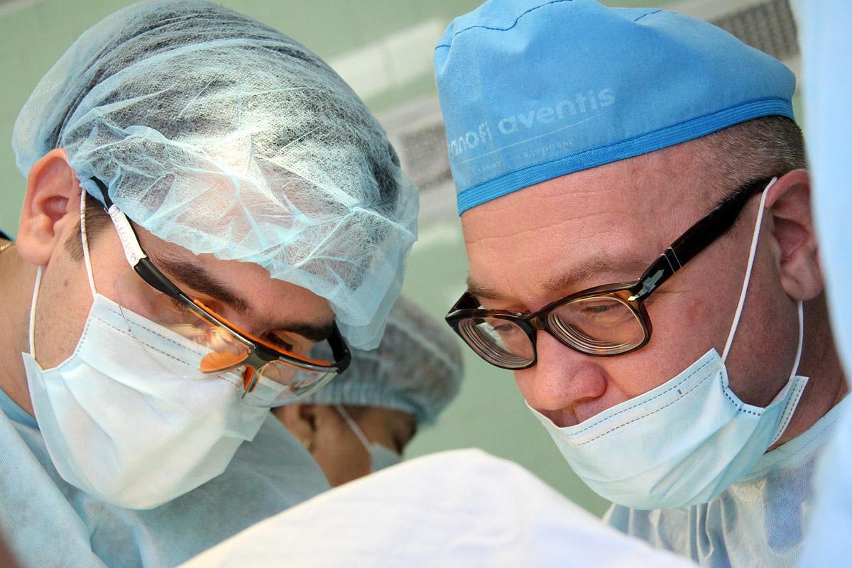 Анатомия профессии: рак близко к сердцу. Операция онколога ГКБ №40