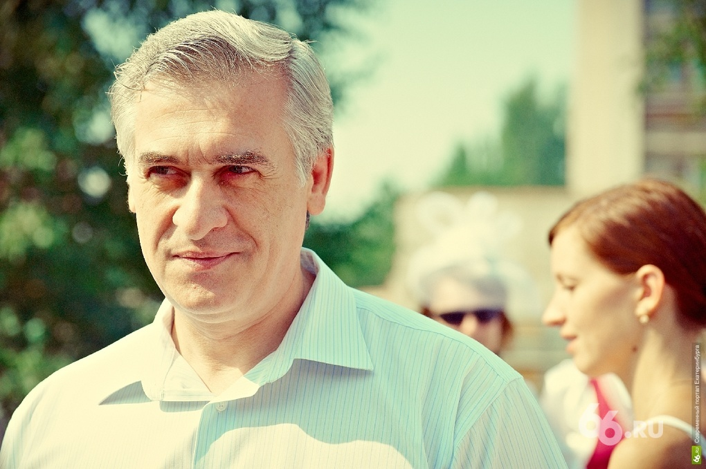 Свердловские пенсионеры выдвигают Силина на пост сити-менеджера