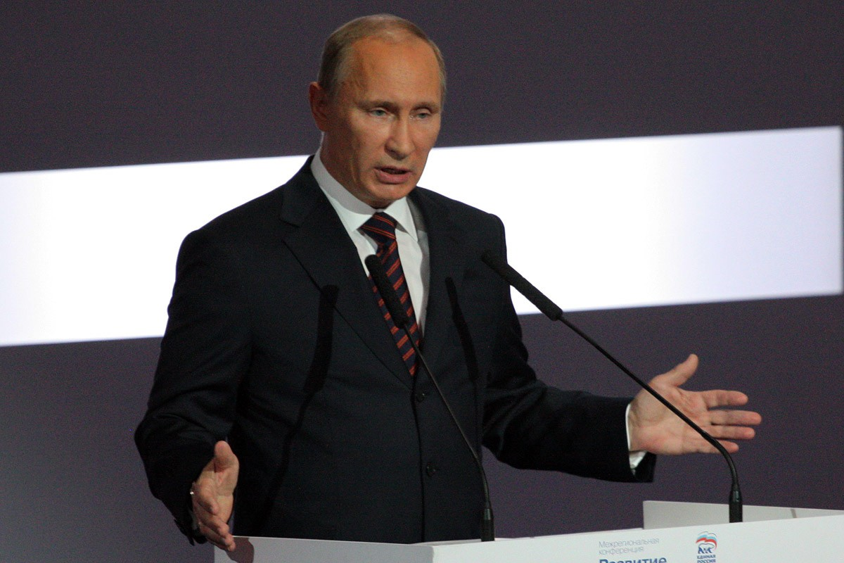 Завтра Путин расскажет Федеральному Собранию о присоединении Крыма