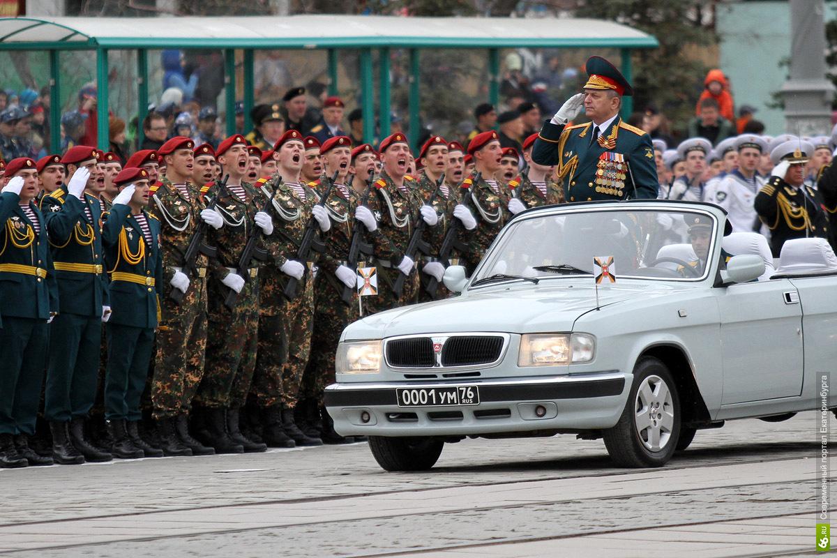 В Центральном военном округе снова сменился командующий