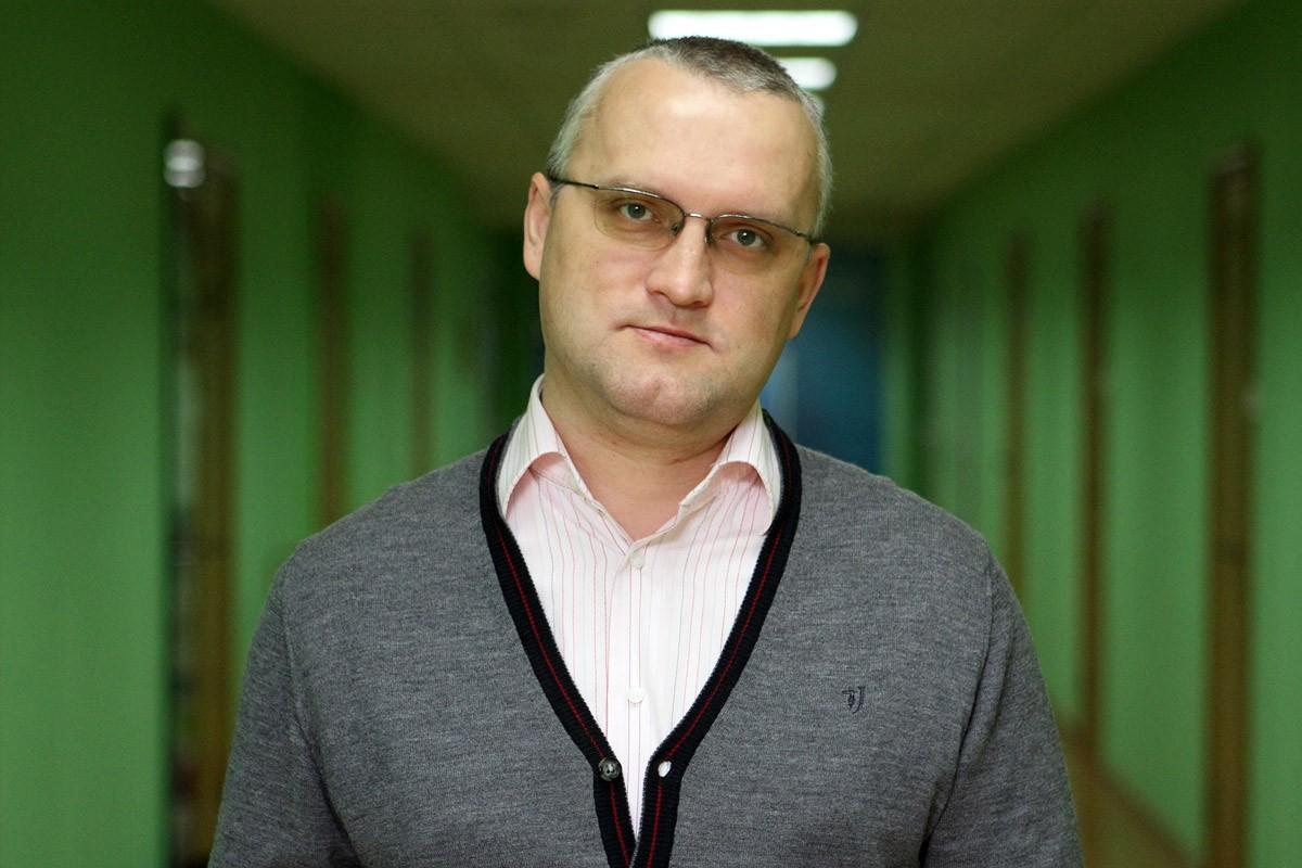 Виталий Калугин: «Хватит работать на унитаз»