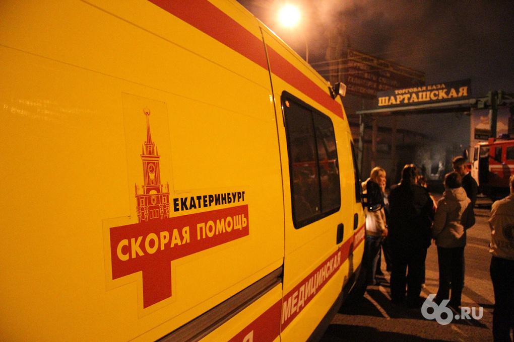 Бизнесмен, подорвавшийся на Боровой, скончался в больнице