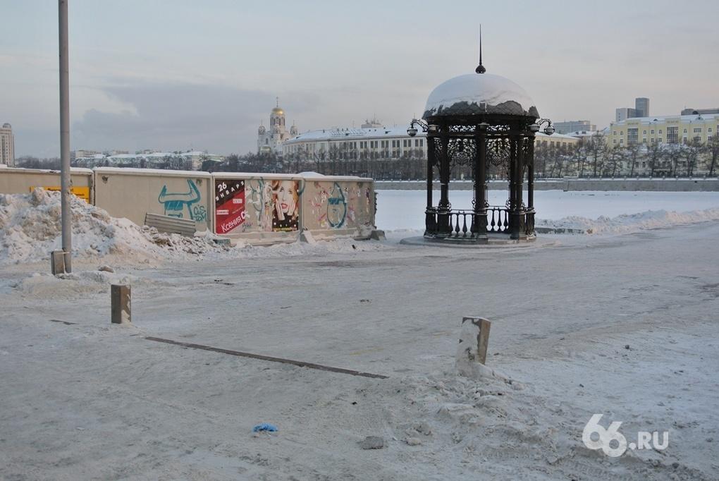 Новогодний апокалипсис. Фоторепортаж из брошенного города