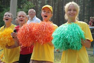 Старейший детский лагерь Екатеринбурга отметил юбилей