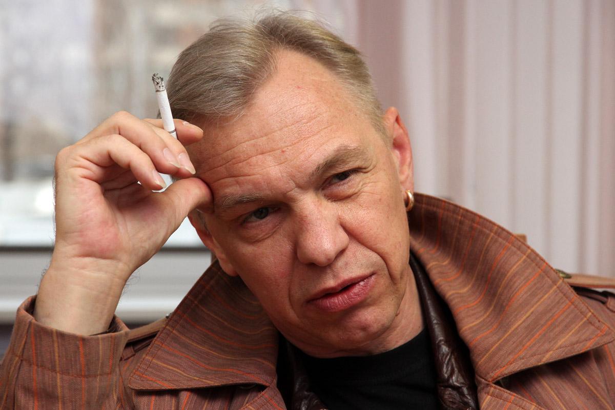 Александр Ф. Скляр: «Протестные настроения развалят Россию. Высоцкий сказал бы так же»
