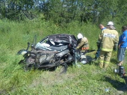 В аварии на трассе Екатеринбург — Тюмень погибли два человека
