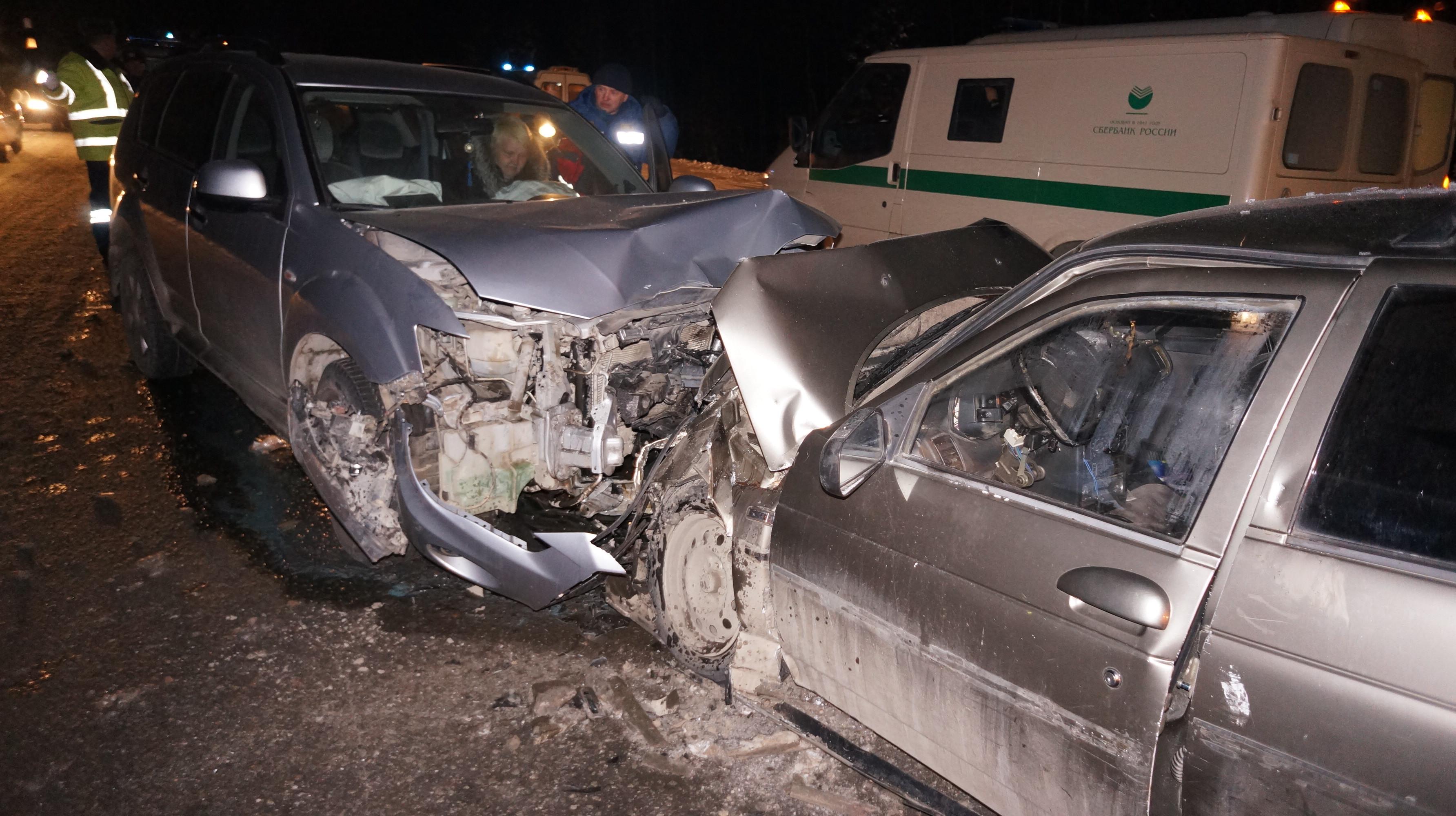В ДТП на Московском тракте пострадали двое детей