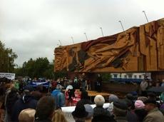 РУСАЛ: акции протеста оплатили недоброжелатели