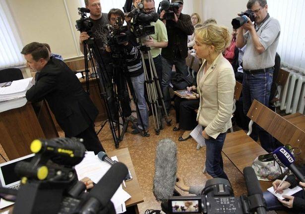 Панова и Ройзман в суде: «Обыски в домах чиновников мэрии — это только начало»