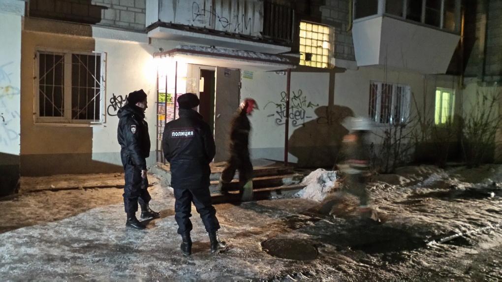 На Химмаше во время пожара в квартире задохнулась пенсионерка