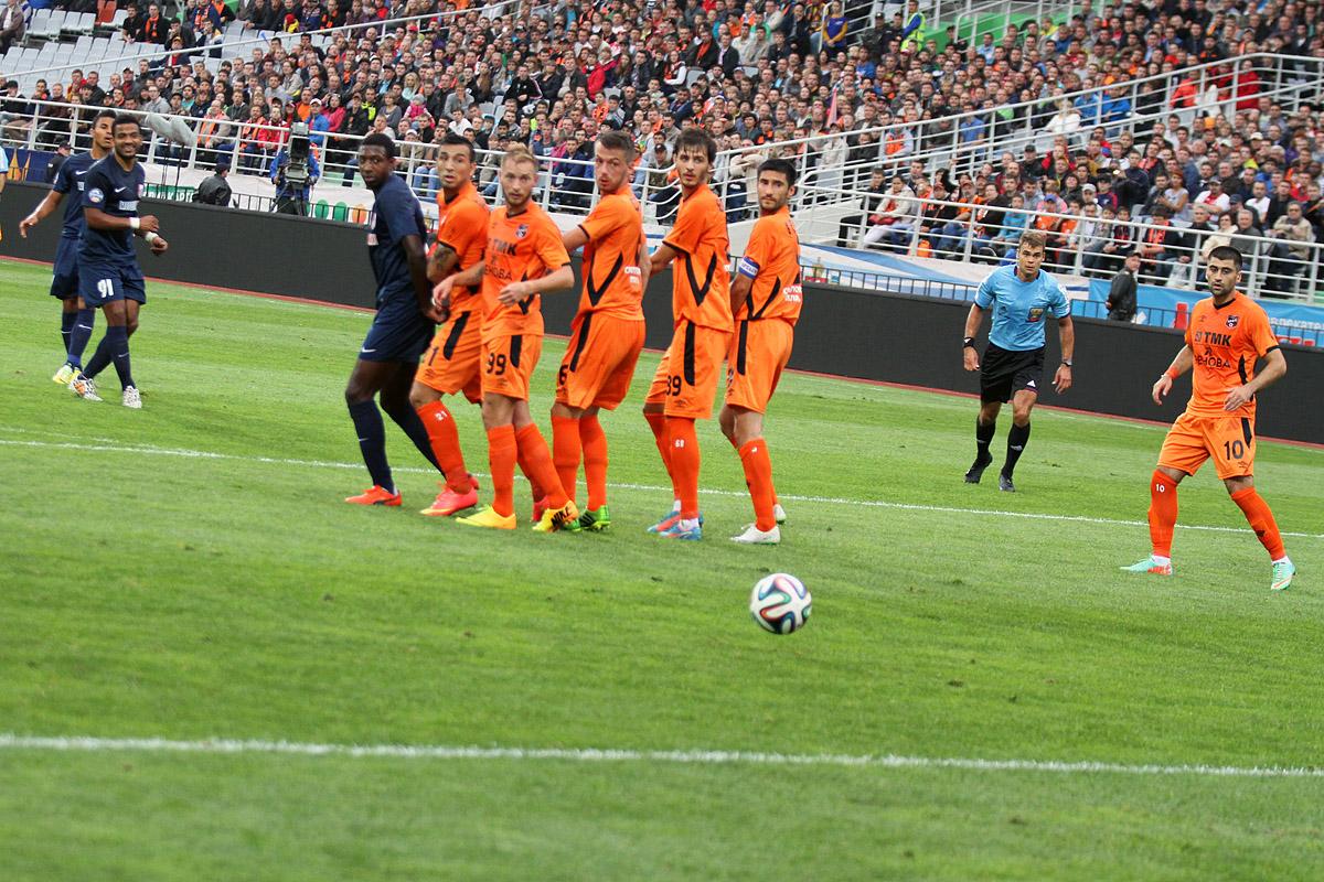 Первый блин: «Урал» уступил в домашнем матче «Мордовии»