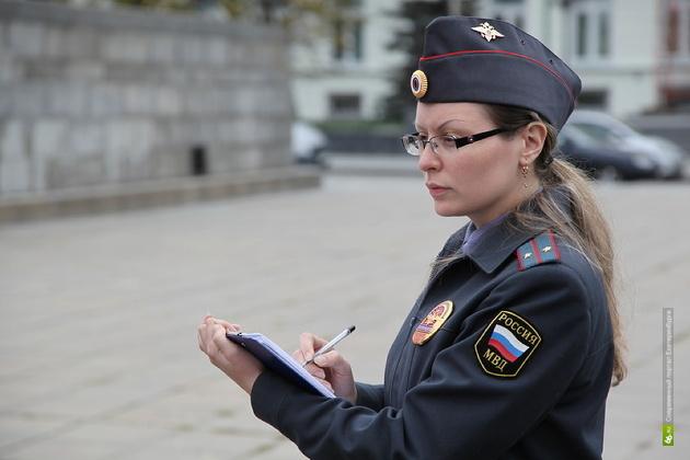Полиция Екатеринбурга готовится к несанкционированному митингу